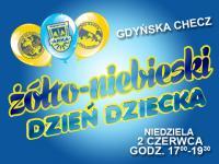 Żółto-niebieski Dzień Dziecka 2013! ZMIANA MIEJSCA I GODZINY!
