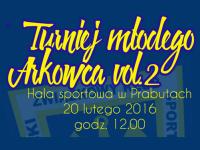 II Turniej Młodego Arkowca w Prabutach