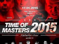 Gala Time of Masters - Pierwsza Krew