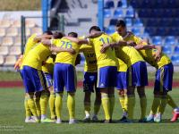 Bez goli na początek przygotowań | Arka - Olimpia Elbląg 0:0