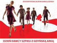DZIEŃ DAWCY SZPIKU Z GDYŃSKĄ ARKĄ 2013