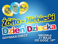 Żółto-Niebieski Dzień Dziecka 2015
