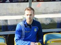 Patrik Lomski wrócił do treningów