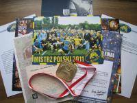 Wylicytuj złoty medal rugby!