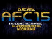 """W niedzielę od 10.00 """"Arkowiec Fight Cup 2015"""". Zapraszamy!"""