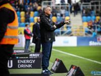 Oficjalnie: Jacek Zieliński pozostaje trenerem Arki