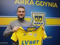 Nemanja Mihajlović piłkarzem Arki