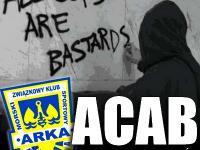 Bałtyk - Górnik Wałbrzych cz.2 - Milicyjna prowokacja