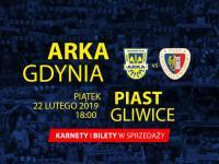 LIVE: Arka - Piast (relacja radiowa)
