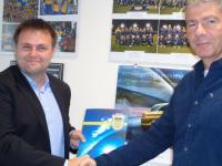 AP Dąbrowa podpisała umowę z SI Arka Gdynia