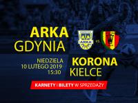 LIVE: Arka - Korona (relacja radiowa)