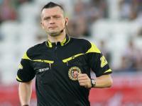 Radkiewicz poprowadzi mecz w Nowym Sączu