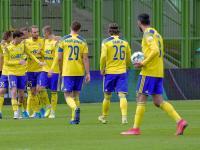 Joga bonito | GKS Bełchatów - Arka 0:3