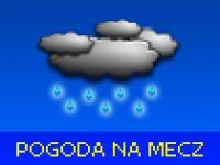 Prognoza pogody na mecz