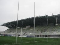 Stadion rugby gotowy