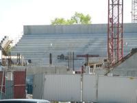 Budowa stadionu: 22 maja 2010
