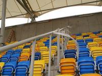 Arka zgłosi stadion na 7 tysięcy