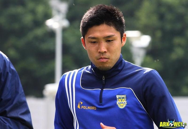 Fujikawa odszedł z Arki