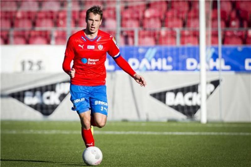 Frederik Helstrup piłkarzem Arki