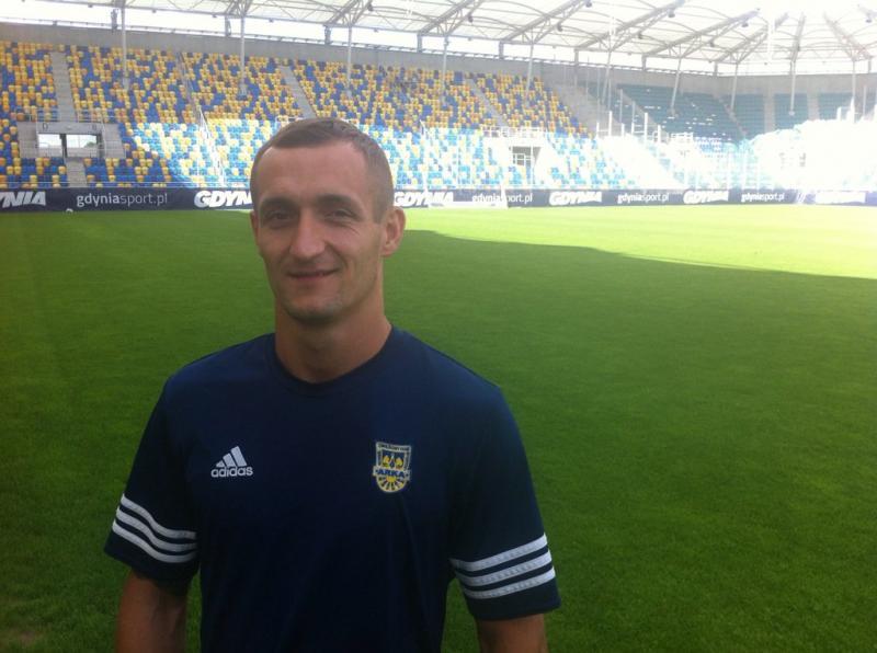 Damian Jakubik testowany w sparingu
