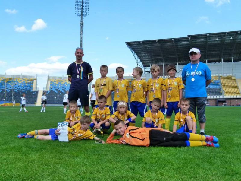 Arka druga na Santander Cup 2013