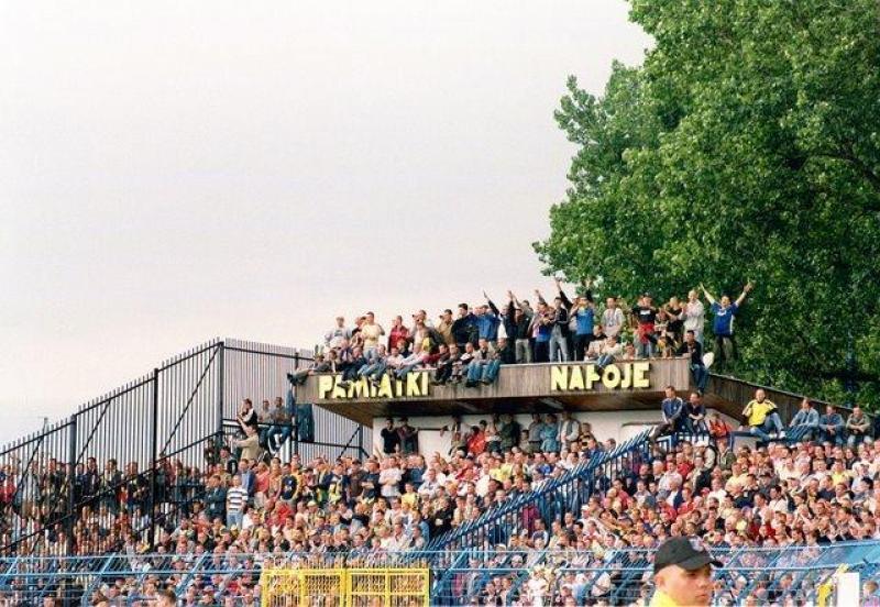 Kibicowsko: ARKA vs LEGIA | wszyscy na mecz!