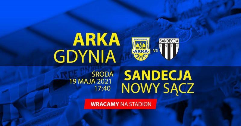 Bilety na mecze z Sandecją i Widzewem już dostępne