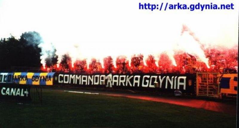 Kibicowsko: ARKA vs Zagłębie Sosnowiec