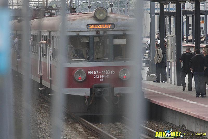 Stomil organizuje pociąg specjalny do Ostródy