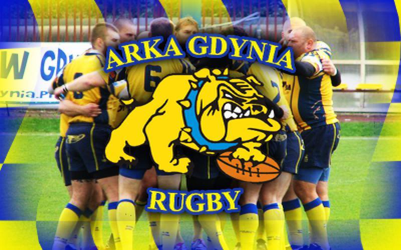 Rugby: puchar oficjalnie dla Arki!
